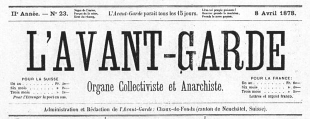 L'Avant-Garde
