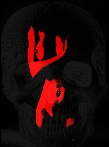 skullwoman daulton dickey